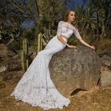 online get cheap two piece country wedding dress aliexpress com