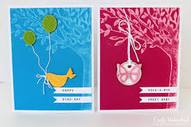 embossing tutorial quick and easy dry embossed cards