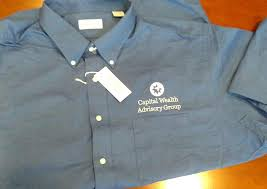 custom embroidery shirts custom embroidery cwag button up shirts iverson designs