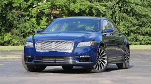 lincoln 2017 car 2017 lincoln continental review feels like real luxury