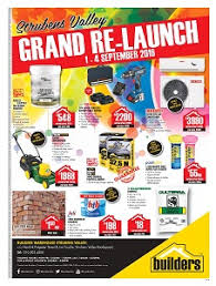 builders warehouse catalogue builders specials