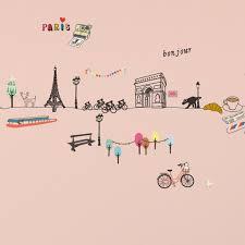 mimi u0027lou shop paris wall border