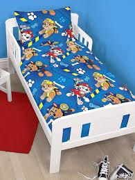 Marshalls Duvet Covers Paw Patrol Junior Toddler Bedding Set At The Best Price Baby
