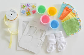 baby washcloth cupcakes tutorial project nursery