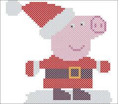 120 cross stitch peppa pig images pigs peppa