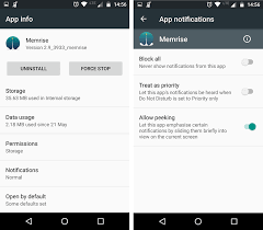 notification settings android how to change android notification settings androidpit