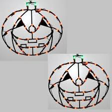 Lighted Halloween Decorations Windows by Lighted Skull Window Decor Day Of The Dead Halloween Decoration 14