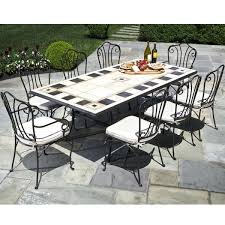 Marble Patio Table Inspirational Mosaic Patio Furniture For Patio Furniture