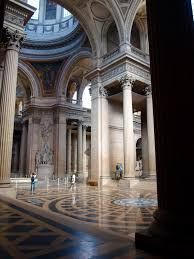 beautiful pantheon from neoclassical architecture architecture