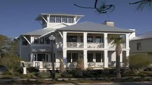 27 elevated coastal home plans beach house plans on pilings beach