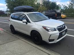 2013 Subaru Forester Roof Rack by Roof Rack Pictures Merged Thread Page 45 Subaru Forester