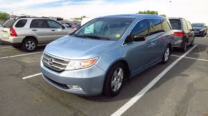 2011 honda odyssey value 2011 used honda odyssey 5dr touring elite at mini scottsdale