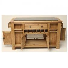 oak kitchen island with granite top monarch oak kitchen island with granite top 5006 945 the home
