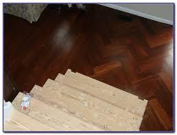 installing unfinished hardwood floors yourself flooring home
