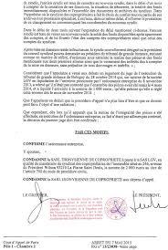 chambre syndicale des syndics de copropriété le syndic sdc condamné par la cour d appel mai 2015 copros