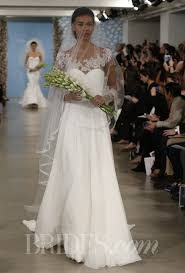 wedding gowns 2014 oscar de la renta wedding dresses 2014 bridal runway