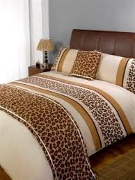 Jeff Banks Duvet Animal Print Duvet Foter