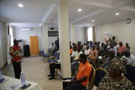 goil engages stakeholders in accra starr fm