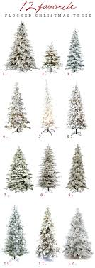 white flocked tree rbbon strped wth lds trees on sale