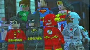lego movie justice league vs lego dc comics justice league vs bizarro league animated movie