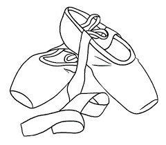 Ballet Coloring Pages Ballet Shoes Printable Coloring Pages Ballerina Printable Coloring Pages