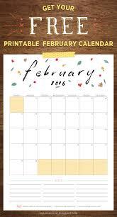 printable planner january 2015 february 2016 free printable calendar fathima s studio
