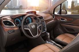 2013 Buick Verano Interior First Look 2013 Buick Encore Automobile Magazine