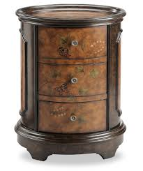 Painted Accent Table Accent Tables And Chests Hooker Furniture Living Room Solana