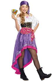 buy halloween costumes for kids gypsy magic child costume purecostumes com