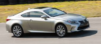 lexus luxury sports car 2016 lexus rc 350 overview cargurus