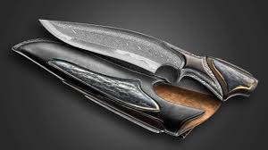 amazing knives amazing forged knife by master matthieu petitjean blacksmith