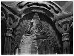 interior photos of rudolf steiner u0027s first goetheanum