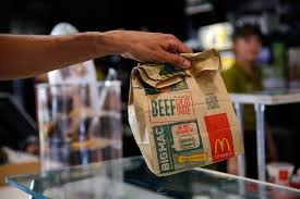 mcdonald u0027s worker reveals the one item he would never order u2013 the sun