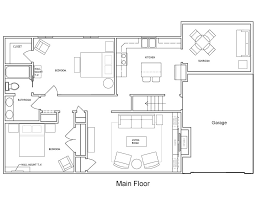 mayo clinic floor plan a luxury bungalow near mayo clinic rochester minnesota