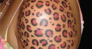 cheetah print and roses cheetah print flower