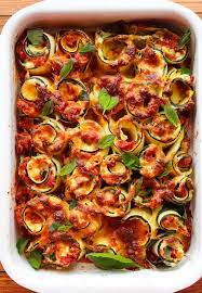 vegetarian zucchini lasagna spirals a saucy kitchen