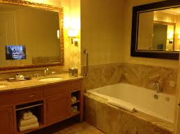 Tv In Mirror Bathroom by Photo Of Lv Vanity Las Vegas Nv United States Bathroom Cabinets