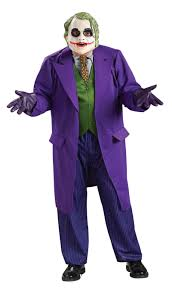 deluxe the joker costume costume shop com dress up your world