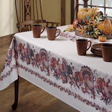 thanksgiving harvest themes tablecloth walyou