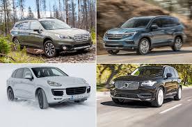 subaru crosstrek 2016 off road 10 off road worthy car based crossovers and suvs motor trend