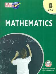 dav mathematics class 8 amazon in full marks books
