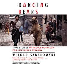 Dancing Bear Meme - dancing bears audiobook downpour com