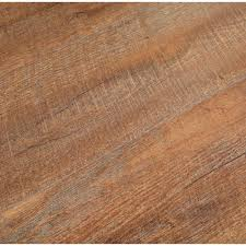 Laminate Or Vinyl Flooring Trafficmaster Take Home Sample Allure Ultra Sawcut Arizona