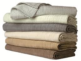 Beige Coverlet Gatsby Silk Coverlet By Yves Delorme