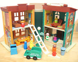 Fisher Price Doll House Furniture Sesame Street Little People By Fisher Price I Don U0027t Think I Had
