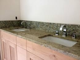 bathroom backsplash beauties bathroom ideas designs hgtv this bathroom remodel project features glass mosaic tile