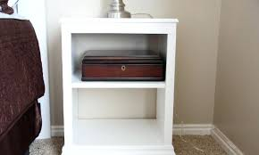 small bedside table ideas appealing narrow bedside table ideas best of nightstand at for