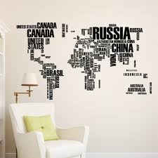 Stickers For Wall Decoration Popular Letters Wall Decoration Buy Cheap Letters Wall Decoration