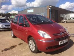 used citroen xsara picasso desire 1 6 cars for sale motors co uk