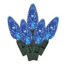 150 led c6 lights ecosmart 150 light led c6 multi color string light set 702135 the